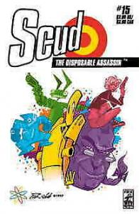 Scud: The Disposable Assassin #15 VF; Fireman | save on shipping - details insid