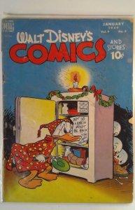 Walt Disney's Comics & Stories #100 (1949) IDW Publishing 2.0 GD Comic Book