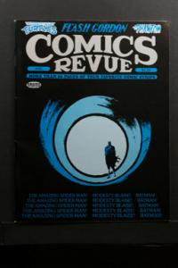 Comics Revue #65 1991 Batman Cover
