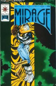 Second Life of Doctor Mirage #11, VF+ (Stock photo)