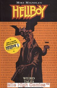 HELLBOY WEIRD TALES TPB (2003 Series) #1 4TH PRINT Very Fine
