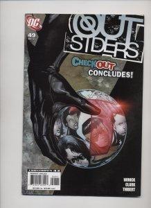 Outsiders #49 (2007)