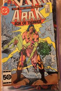 Arak Son of Thunder 45 VF/NM