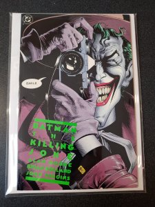 BATMAN THE KILLING JOKE #1 1ST PRINT ALAN MOORE