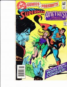 DC Comics Presents #63
