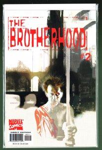 The Brotherhood #2 (2001)