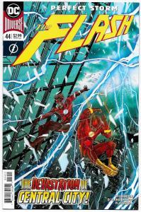Flash #44 Rebirth Main Cvr (DC, 2018) VF/NM