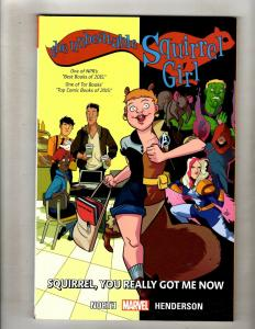 Squirrel Girl Vol 3 Really Got Me Now Marvel Comics TPB Graphic Novel Comic J348