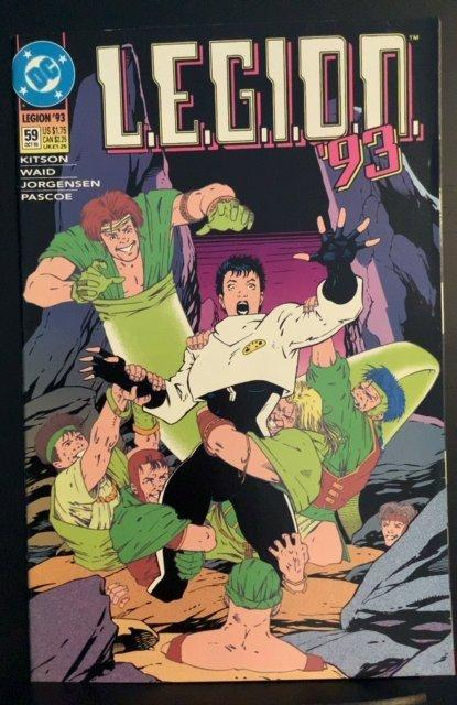 L.E.G.I.O.N. #59 (1993)