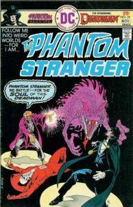 Phantom Stranger (1969 series) #39, VF- (Stock photo)