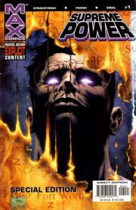 Supreme Power (2003 series) Special Edition #1, VF+ (Stock photo)
