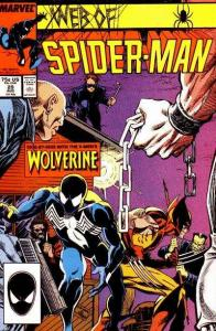 Web of Spider-Man (1985 series) #29, VF (Stock photo)