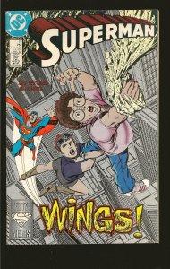 DC Comics Superman #15 (1988)
