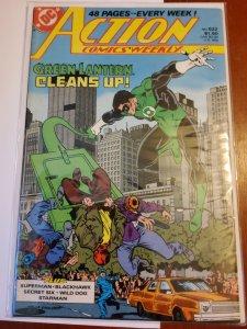 Action Comics Weekly #622 (1988)
