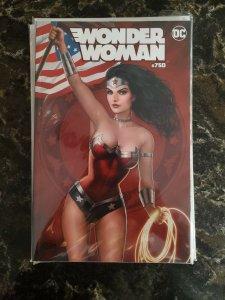 Wonder Woman #750 2020 NM+ LTD to 2500 by Nathan Szerdy cover A