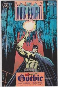Legends of the Dark Knight #9 (1990)