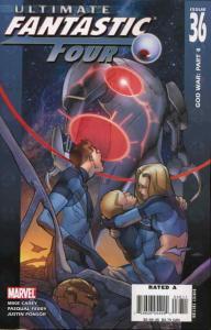 Ultimate Fantastic Four #36 VF/NM; Marvel | save on shipping - details inside