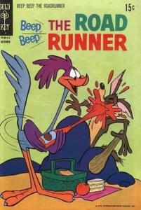 Beep Beep, The Road Runner (Gold Key) #21 FN; Gold Key | save on shipping - deta