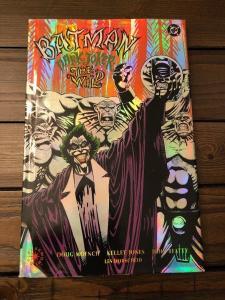 Batman Dark Joker The Wild Hardcover * 1993 *