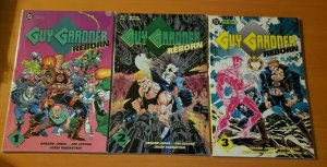 Guy Gardner Reborn 1-3 Complete Set Run! ~ NEAR MINT NM ~ 1992 DC Comics