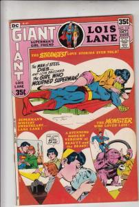 Superman's Girlfriend Lois Lane #113 (Oct-71) NM/NM- Super-High-Grade Superma...