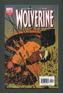 Wolverine #41  /  9.4 NM  / 2nd Series /  June 2006
