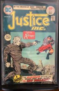 Justice, Inc. #2 (1975)
