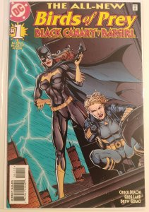 Birds of Prey: Black Canary - Batgirl; Issue #1
