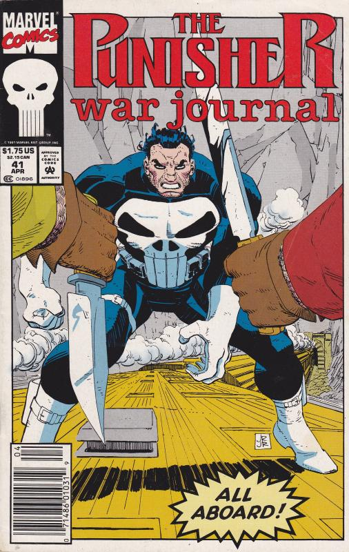 Punisher War Journal #41