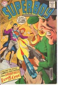 SUPERBOY 149 VG-F NEAL ADAMS COVER   July 1968 COMICS BOOK