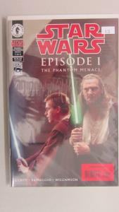 Star Wars Episode 1 Phantom Menace #1 B to #4 B whole set - VF - 1999