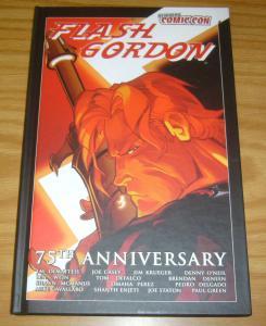 Flash Gordon 75th Anniversary Special HC VF/NM dematteis - jim krueger - NYCC