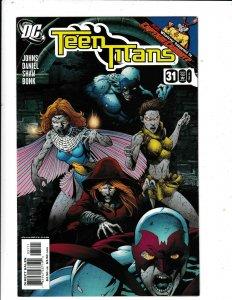 TEEN TITANS #31 NM/VF DC COMICS