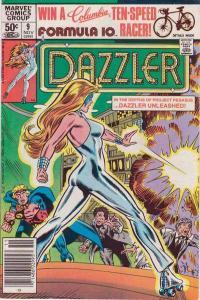 Dazzler #9, NM- (Stock photo)