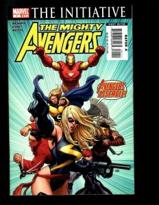 Lot Of 10 Mighty Avengers Marvel Comics # 1 2 3 4 5 6 7 8 9 10 Iron Man Thor SM2