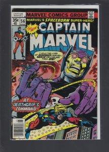 Captain Marvel #56 (1978)
