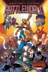 Secret Wars: Battleworld #1 VF/NM; Marvel   save on shipping - details inside