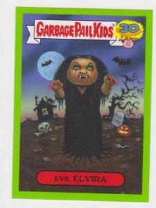 2015 Garbage Pail Kids Cutting Room Floor Stickers 2b Evil Elvira