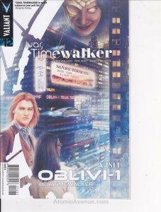 Ivar, Timewalker #12B VF/NM; Valiant | save on shipping - details inside