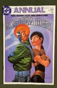 Omega Men Annual #2 (1985)