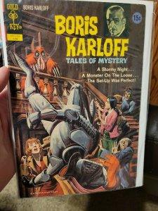 Boris Karloff Tales of Mystery #86 Gold Key Comic 1978