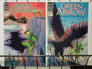 GREEN ARROW 29-30 COYOTE TEARS complete story