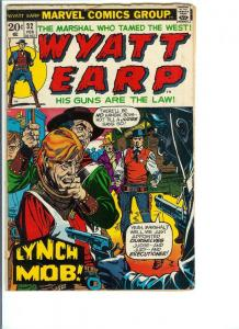 Wyatt Earp #32 - Bronze Age - Feb. 1973 (VG)
