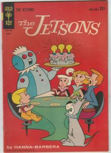 Jetsons, The #8 (Mar-64) VF+ High-Grade George, Jane, Judy, Elroy, Rosie, Astro