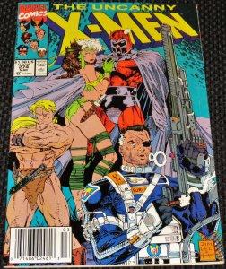 Uncanny X-Men #274 (1991)