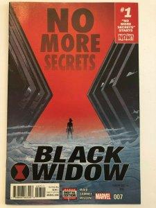 Black Widow (2016 Series) #7 Waid, Samnee, Wilson NM
