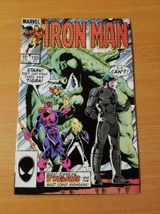Iron Man #193 ~ NEAR MINT NM ~ 1985 MARVEL COMICS