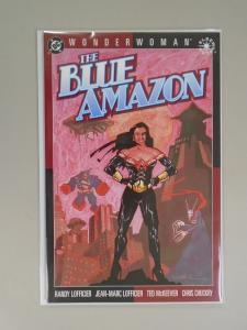 Wonder Woman The Blue Amazon #1 - 8.0 - 2003