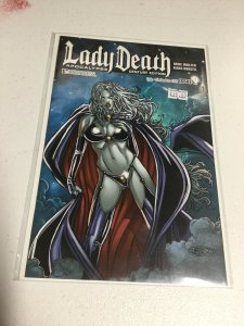 Lady Death Apocalypse 2 Epic Century Edition Nm Near Mint Bomdless Comics