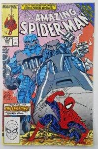Amazing Spider-Man 329  Larsen 1st First APP Tri-Sentine  HG  Marvel '90